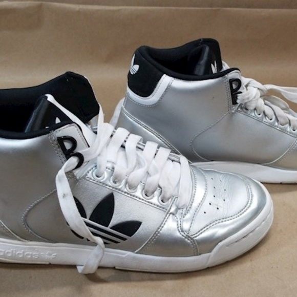 Women's Adidas NEO label high tops size 7.5